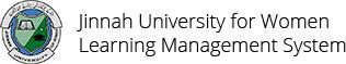 Learning Management System | Jinnah University for Women